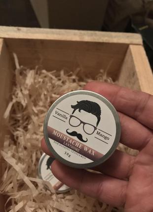 Віск для бороди