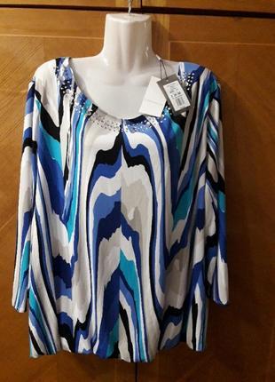 Annabelle  блуза  на корпулентную  девушку  р.60-62.