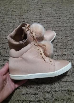 Милые ботиночки сникерсы