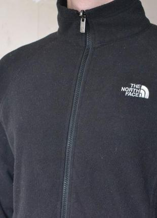 Флисовая кофта - подклад  the north face