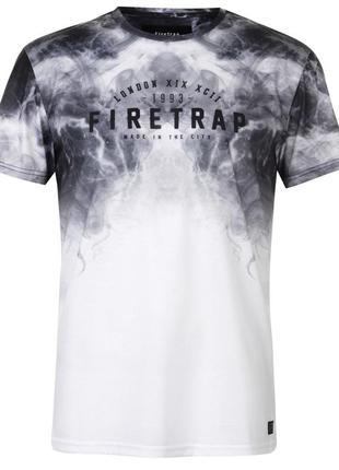 Firetrap мужская футболка в наличии англия оригинал