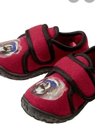Тёплые  тапочки, всадик. домашние тапки, обувь. дитячі тапочки