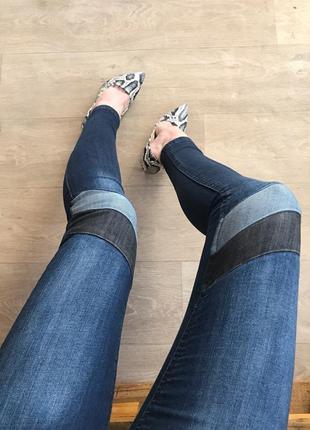 Крутые  джинсы, модные скинни , актуальные джинсы