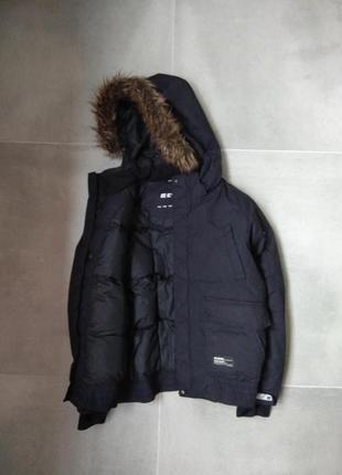 11л everest зимняя термо куртка