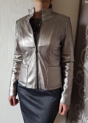 Куртка из кож-зама