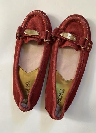Мокасины (лоферы, туфли, балетки) michael kors оригинал