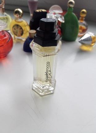 Винтажная миниатюра roccobarocco tre, парфюмированная вода, 5 мл