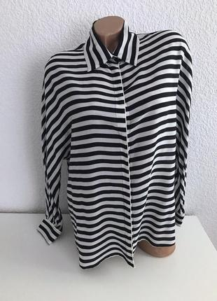 Рубашка в полоску италия sophie