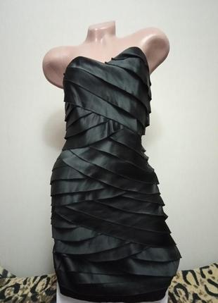 Прикольное черное платье jessicas affic