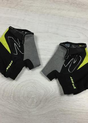 Велоперчатки ziener 10 вело перчатки!
