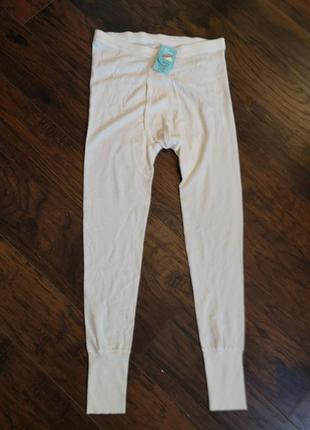Новые термо штаны белье ангора шерсть кальсоны
