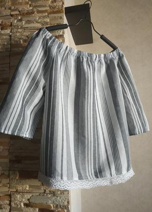 Стильная блуза блузка
