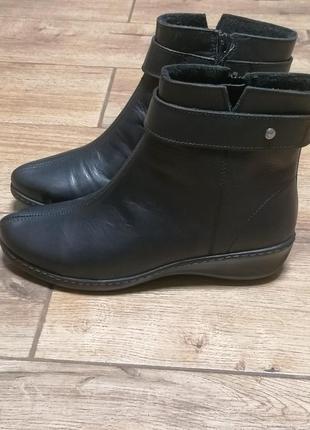 Кожаные ботинки inblu.
