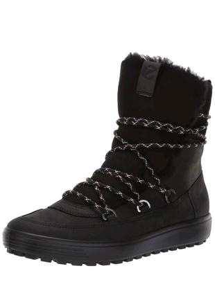 Ecco, ессо зимові ботінки, черевики