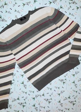 Стильный теплый плотный мужской свитер marks&spencer, размер 50 - 52, большой размер