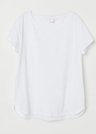 Базовая футболка h&m