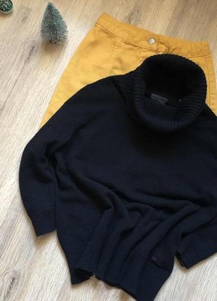 Объемный и очень теплый свитер marc o'polo