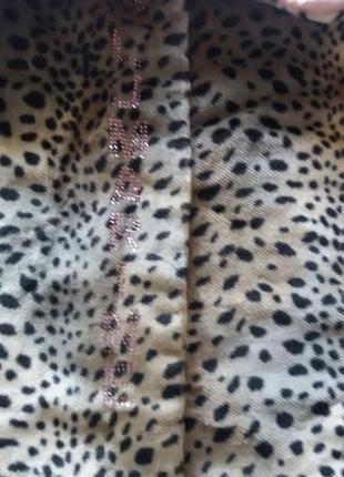 Шикарный конверт-одеяло blumarine