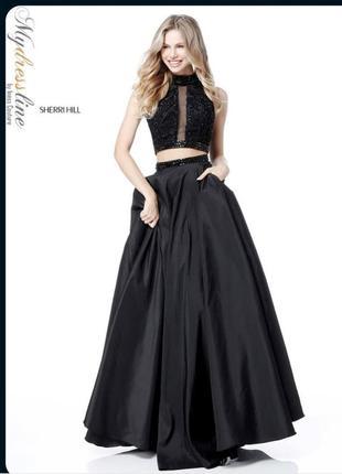 Выпускное платье sherri hill