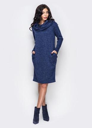 Стильное шерстяное платье с двумя карманами. whistles
