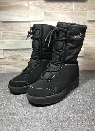 Ботинки puma . оригинал