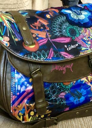 Новая женская сумка desigual.