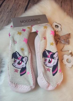 Носки чешки с пони