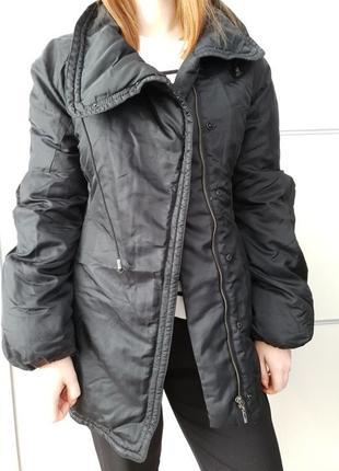 Куртка черная mango