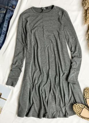 Базовое демисезонное платье  dr 1941135  bohooo
