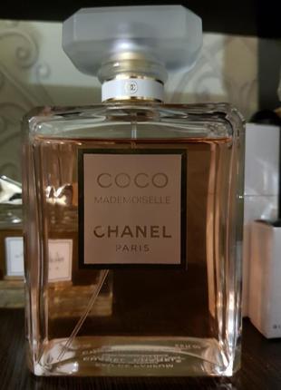 Chanel coco mademoiselle edp 200 ml оригинал