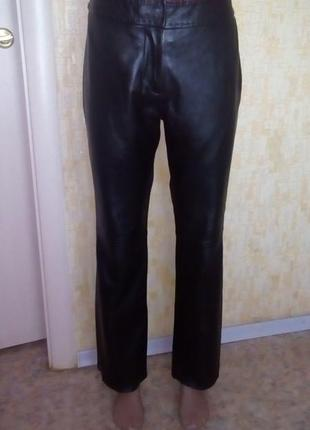 Vip! роскошные 100% кожаные мягкие брюки/ брюки/штаны/джинсы