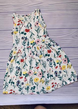 Платье летнее н&м