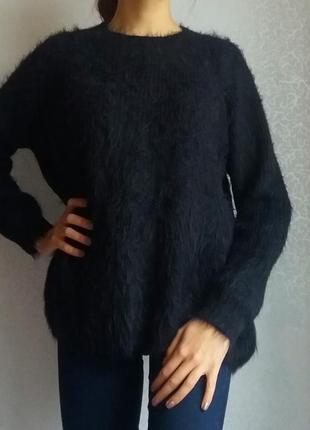 Теплый свитер травка! новый!