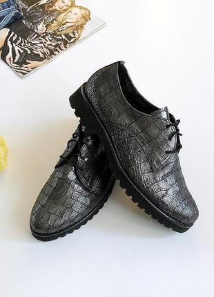 Обалденные натуральные кожаные туфли gabor (дерби, броги, лоферы)