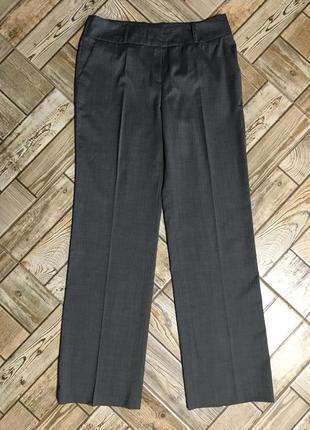 Роскошные шерстяные брюки прямого кроя,ril's,финляндия
