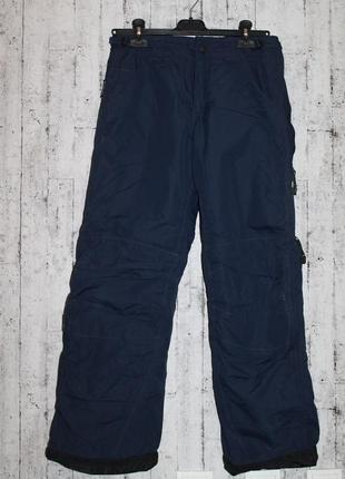 Теплые штаны columbia titanium size s