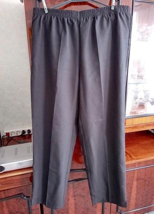 Офисные брюки большой размер