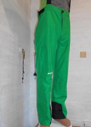 Суперские штаны для зимних видов спорта  s-m рост 176 см