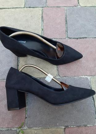 Новые туфли graceland