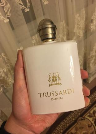 Женские духи trussardi donna
