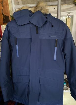 Quechua decathlon горнолыжная мужская куртка оригинал