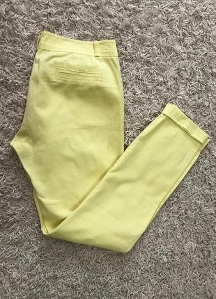 Крутые лимонные штаны