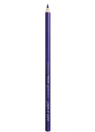 Каял -карандаш для глаз wet n wild color icon kohl eyeliner pencil  e610a of quartz!