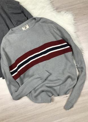 Оверсайз свитер pull&bear