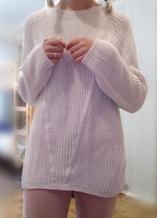 Милый зимний свитер