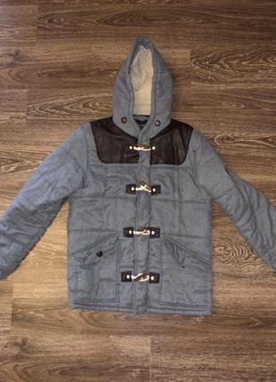 Тёплая куртка(осень/зима)