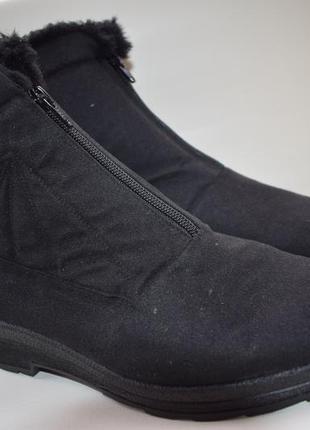 Мембранные зимние ботинки полусапоги ботильоны рохде rohde