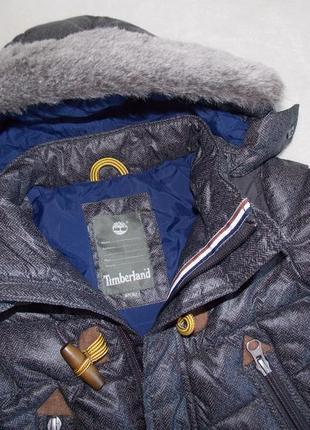 """""""timberland"""" 6м/67см, утепленная куртка в новом состоянии"""