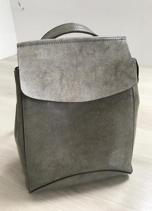 Рюкзак сумка кроссбоди цвет граффити