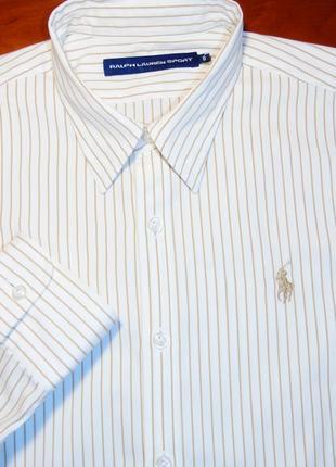 Ralph lauren шикарная рубашка на подростка - 11 - 14 лет